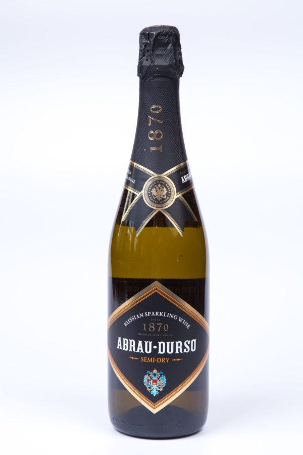 Dzirkstošais vīns Abrau Durso 0,75l