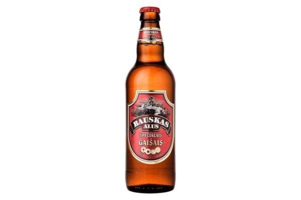 Bauskas gaišais alus