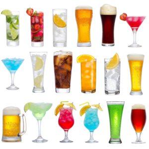 Bezalkoholiskie dzērieni