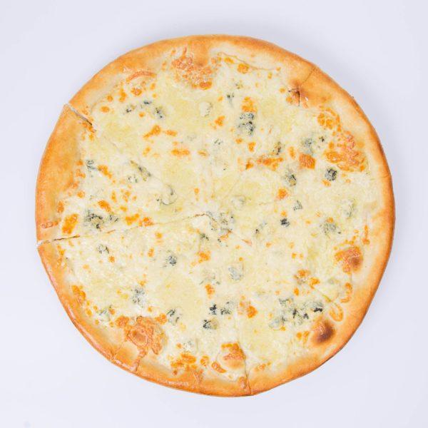 Četru sieru pica