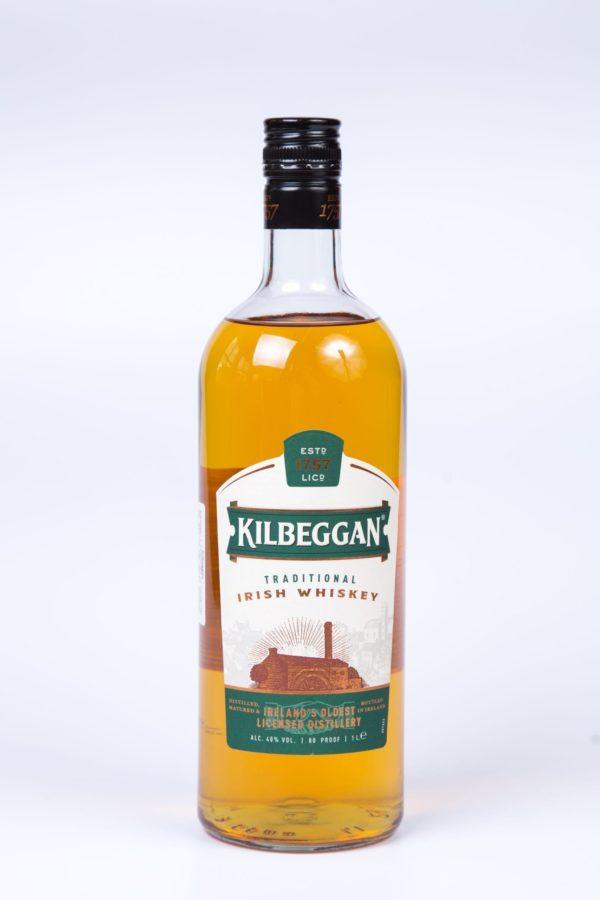 Viskijs Kilbeggan Irish 50ml