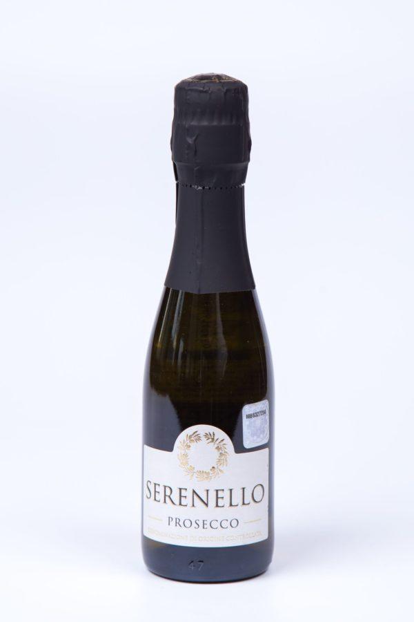 Dzirkstošais vīns Serenello Prosecco 0.2l