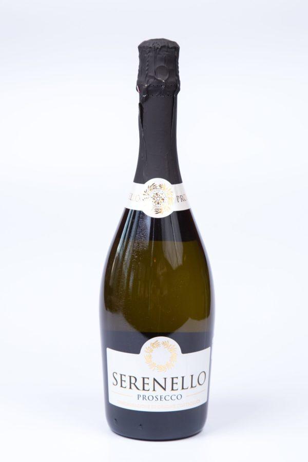 Dzirkstošais vīns Serenello Prosecco 0.75l