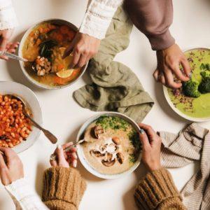 Zupas un Salāti