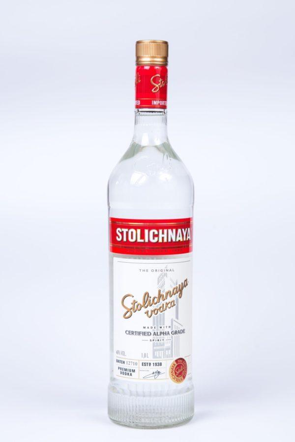 Degvīns Stolichnaya Vodka 50ml